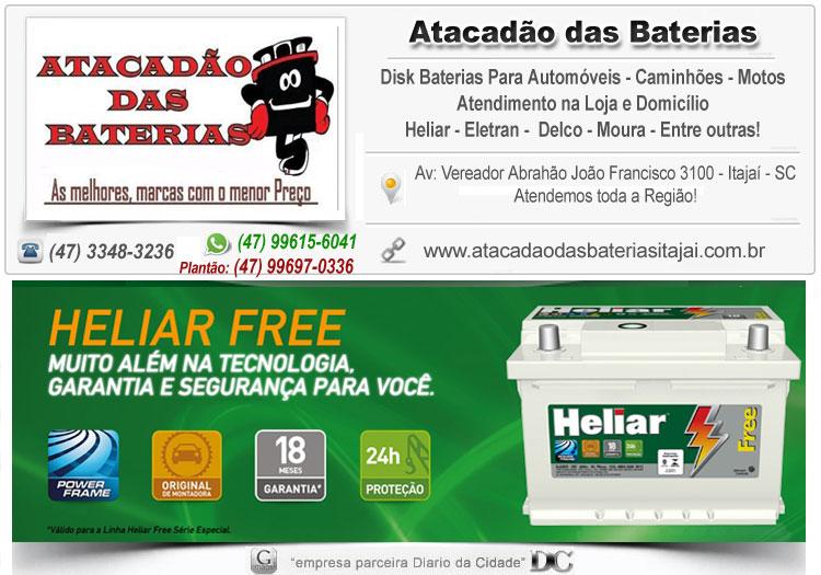 Sos Baterias Itajaí